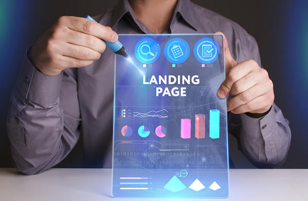 comment rédiger une bonne landing page agence seo webmarketing