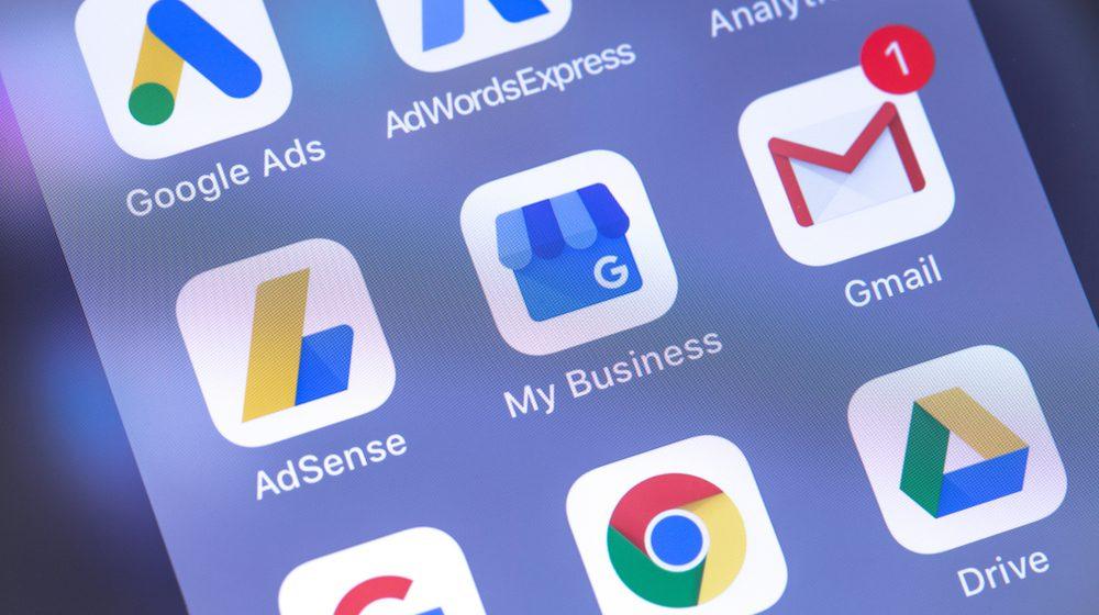 Google My business pour améliorer son référencement local