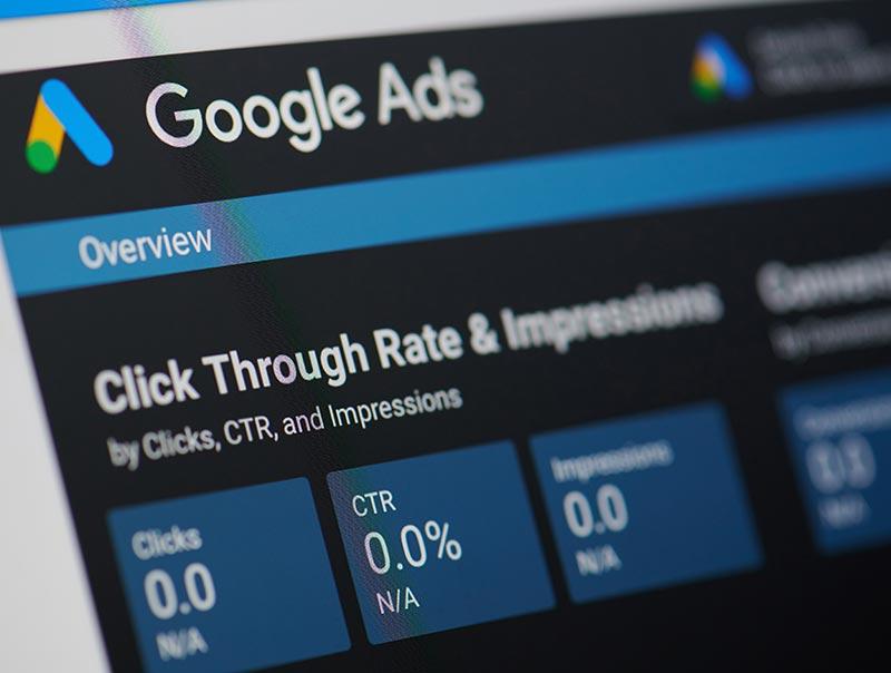SEA publicité en ligne Adwords