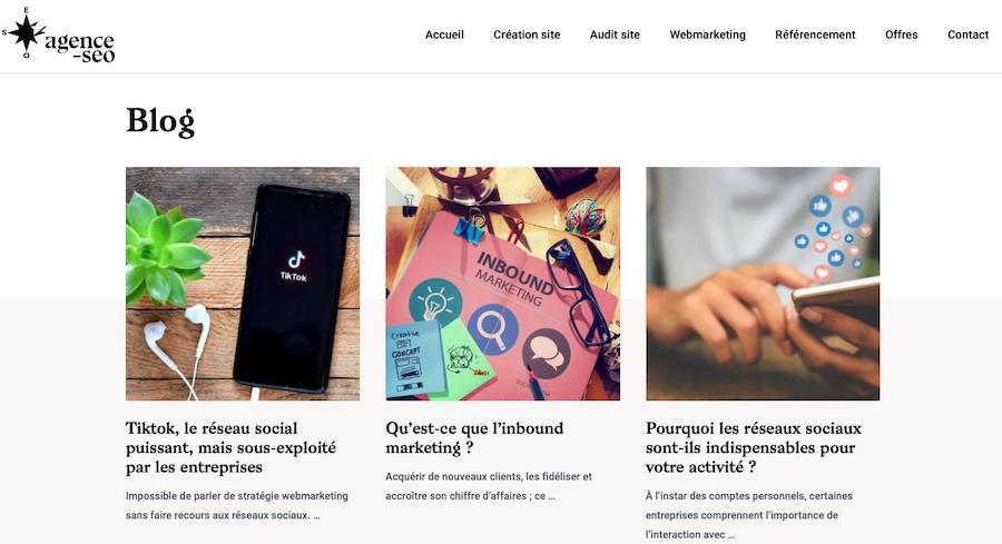 blog agence-seo.com
