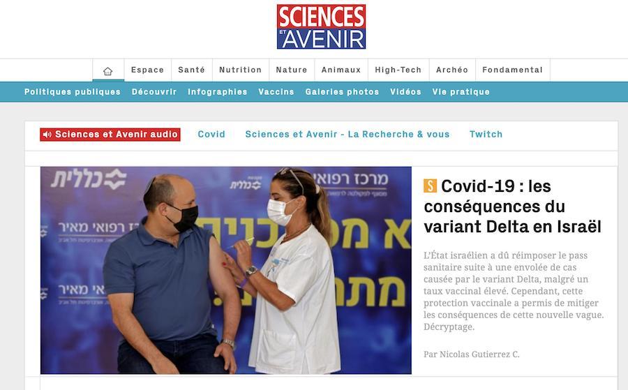 blog sciences et avenir