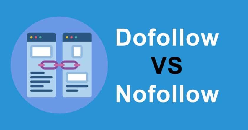 Dofollow et Nofollow