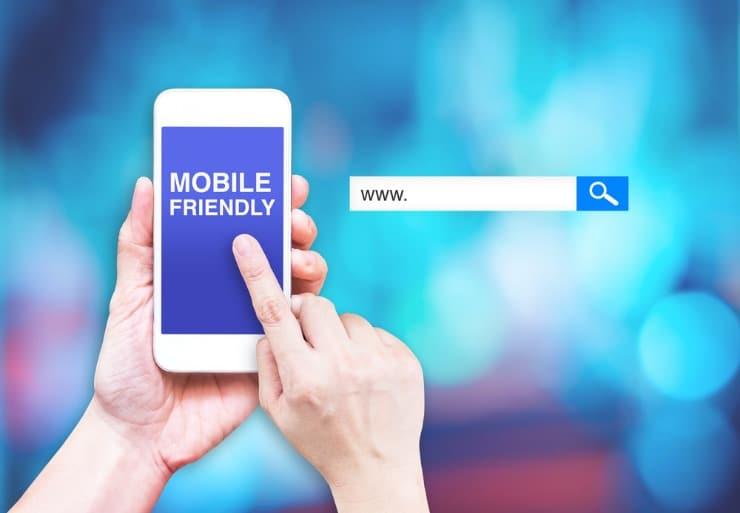 Un site internet mobile friendly