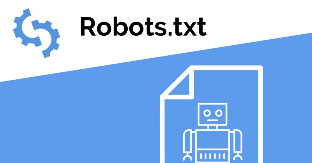 Robot texte